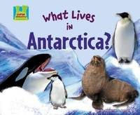 What Lives in Antarctica? (Animal Habitats) by Gaarder-Juntti, Oona
