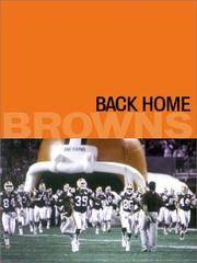 Back Home : The Rebirth of the Cleveland Browns (Two volume set in slipcase)