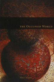 The Occupied World (cuRRents)