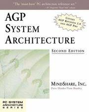 AGP System Architecture (2nd Edition)