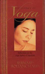 image of The Essence of Yoga: Reflections on the Yoga Sutras of Patanjali