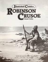 image of Robinson Crusoe - Illustrated Classics.
