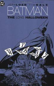 image of Batman: The Long Halloween