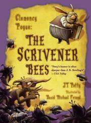 The Scrivener Bees (Clemency Pogue)