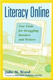 Literacy Online: New Tools for Struggling Readers and Writers