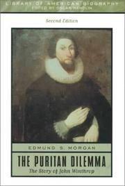 image of The Puritan Dilemma