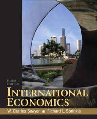 image of International Economics (3rd Edition)