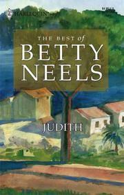 image of Judith (Best of Betty Neels)