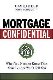 Mortgage Confidential