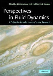 Perspectives in Fluid Dynamics by   M.G. Worster - Paperback - from Ria Christie Collections and Biblio.com