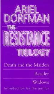 image of Resistance Trilogy: Widows; Death and the Maiden; Reader