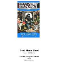 DEAD MAN'S HAND (Wild Cards, No 7)