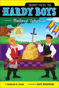 Hardy Boys Medieval Upheaval Secret Files #18