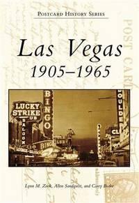 Las Vegas 1905-1965 (Postcard History Series)