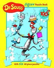 image of Dr. Seuss (TM) Jigsaw Puzzle Book