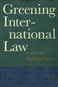 Greening International Law
