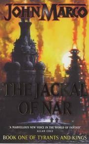 The Jackal of Nar (Tyrants and Kings, #1