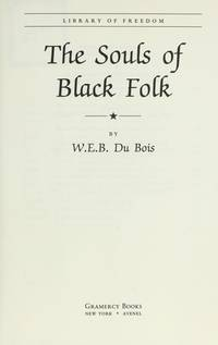 image of The Souls of Black Folk (Library of Freedom)