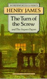 Turn Of the Screw  the Aspern Papers