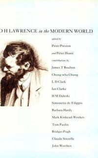 D. H. Lawrence in the Modern World by Editor-Peter Preston; Editor-Peter Hoare - Hardcover - 1989-06-28 - from Ergodebooks (SKU: SONG0521371694)