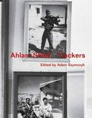 Ahlam Shibli; Trackers by  Adam Szymczyk - First edition - 2007 - from Art Books Press and Biblio.com