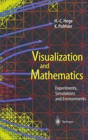 VISUALIZATION AND MATHEMATICS/EXPERIMENTS, SIMULATIONS AND ENVIRONMENTS