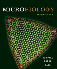 image of Microbiology: An Introduction with MasteringMicrobiology (10th Edition) (MasteringMicrobiology Series)
