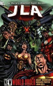 image of JLA (Book 1): New World Order