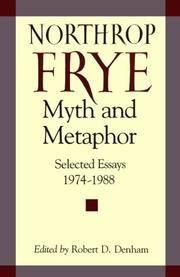 Myth and Metaphor
