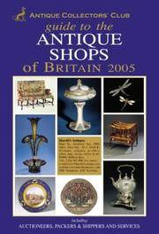 Guide to the Antique Shops of Britain
