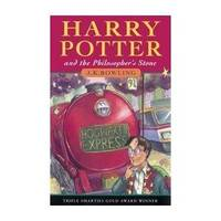 Harry Potter and the Philosopher's Stone - Canadian edition 12th printing