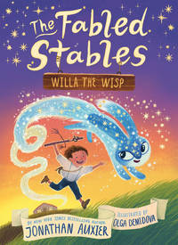 FABLED STABLES01 WILLA THE WISP