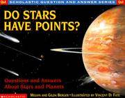 image of Scholastic Question & Answer: Do Stars Have Points?