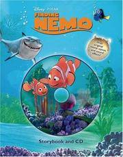Finding Nemo (Storybook and CD)