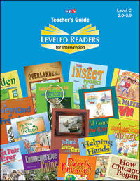 Kaleidoscope Leveled Readers for Intervention Teacher's Guide, Level C