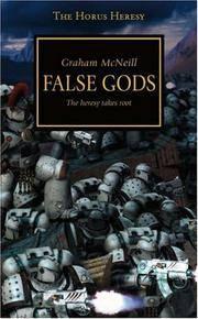False Gods: The Heresy Takes Root (The Horus Heresy)
