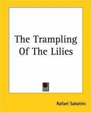 image of The Trampling Of The Lilies