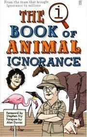 QI: The Book of Animal Ignorance