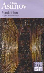 image of Le Cycle De Fondation (French Edition)