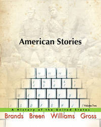 american stories a history of the united states