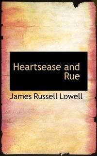 Heartsease and Rue