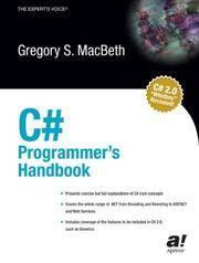 C# PROGRAMMER'S HANDBOOK (PB)