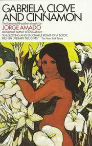 Gabriela, Clove and Cinnamon by  Jorge Amado - Paperback - from ParlorBooks (SKU: mon0000050205)