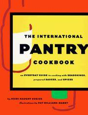 International Pantry Cookbook
