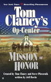 image of Mission of Honor (Tom Clancy's Op-Center, Book 9)