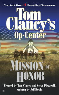 image of Mission of Honor (Tom Clancy's Op-Center)