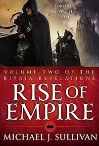 Rise of Empire (Riyria Revelations)