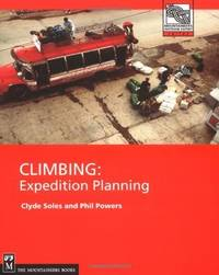 Climbing: Expedition Planning.
