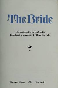 The Bride: A Tale of Love and Doom