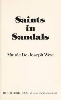 SAINTS IN SANDALS